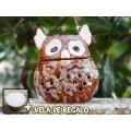 Owl Oil Burner with top