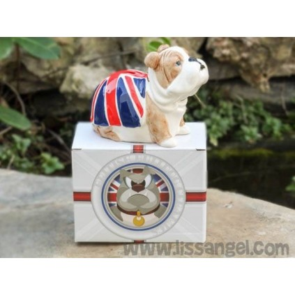 "Hucha Bulldog ""London"""