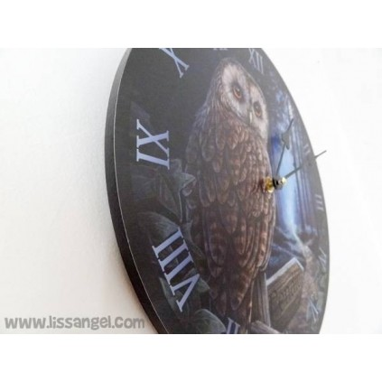 "Wall Clock ""Night Owl"""