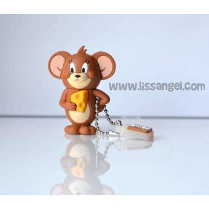 Memoria USB Jerry - 8 GB - USB 2.0 (EMTEC)