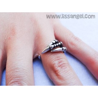 Eagle Claw Adjustable Ring