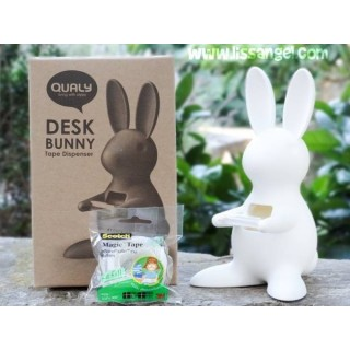 Tape Dispenser - Funny Bunny (By Qualy)