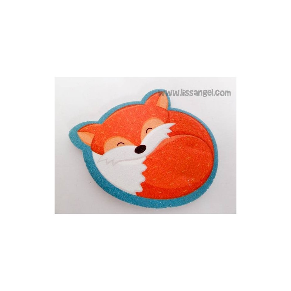 Sleeping Fox Kawaii Nail Files