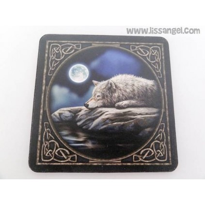 Mystic Wolves Original Coasters