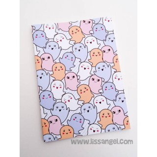 Little Ghosts Notebook