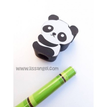 Cute Panda Pencil with Eraser