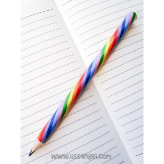 Big Rainbow Pencil (4 Colors)