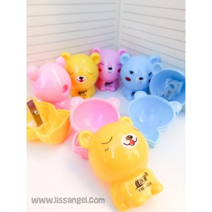 Kawaii Bear Pencil Sharpener