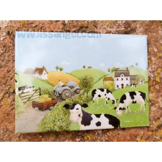 Cows design Magnet