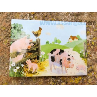 Pigs design Magnet