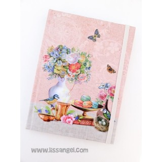Relaxing Snack Notebook (A6)