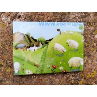 Sheep design Magnet