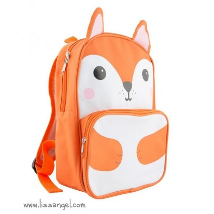"Fox Backpack ""Kawaii Friends"""