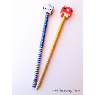 "Kawaii Cats ""Happy Day"" Pencil"