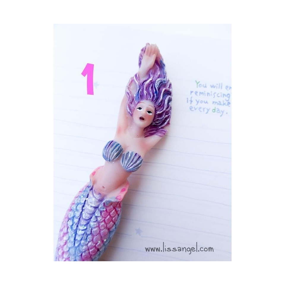 Sea Mermaid Pen