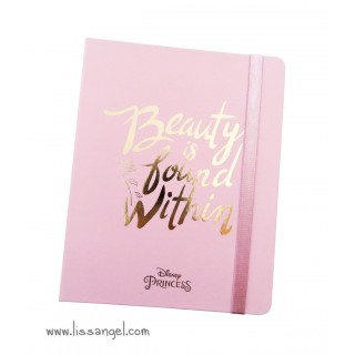 Premium Notebook Beauty & the Beast