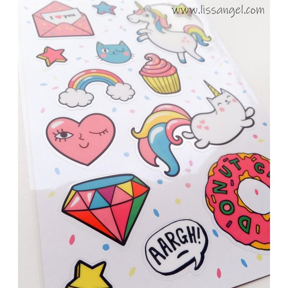 Chic Chic Stickers