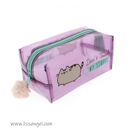 Big Pencil Case Pusheen the Cat