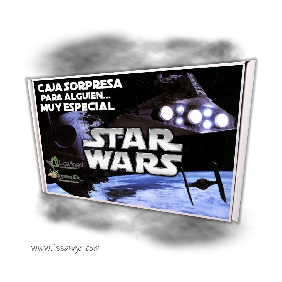 Star Wars Surprise Box (Dark Side)