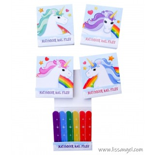 Unicorn Nail Files Collection