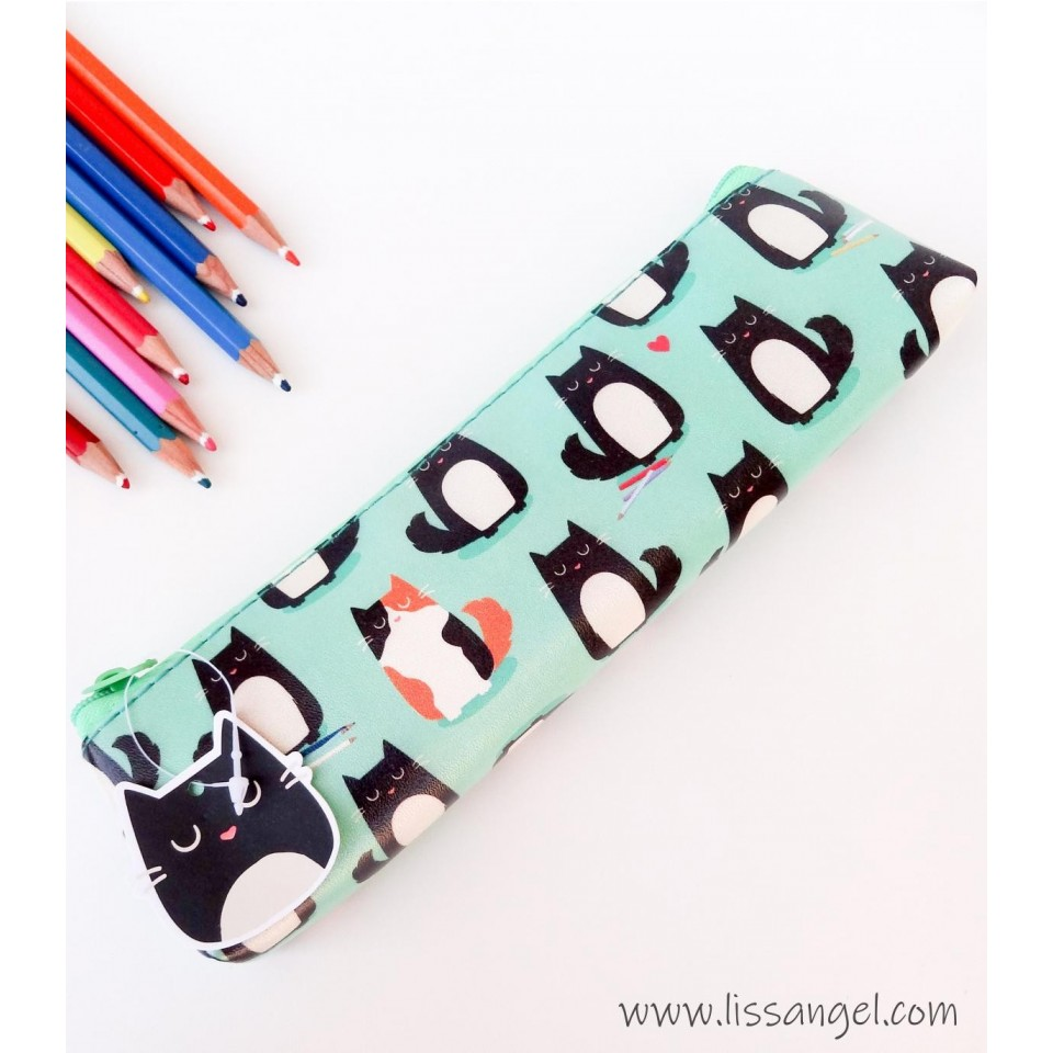 Feline Fine Cats Pencil Case