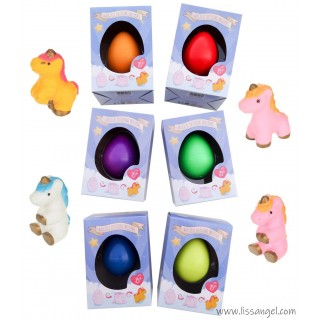 Unicorn Egg Growing Pet
