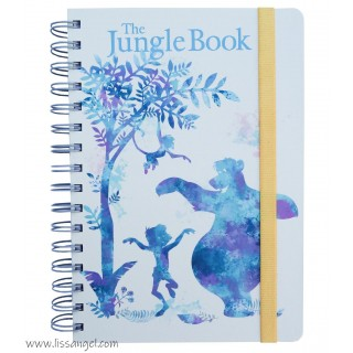 Premium Notebook The Jungle Book