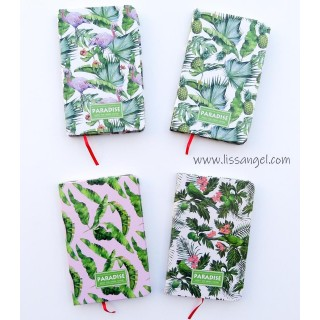Tropical Paradise Notebooks (A6)
