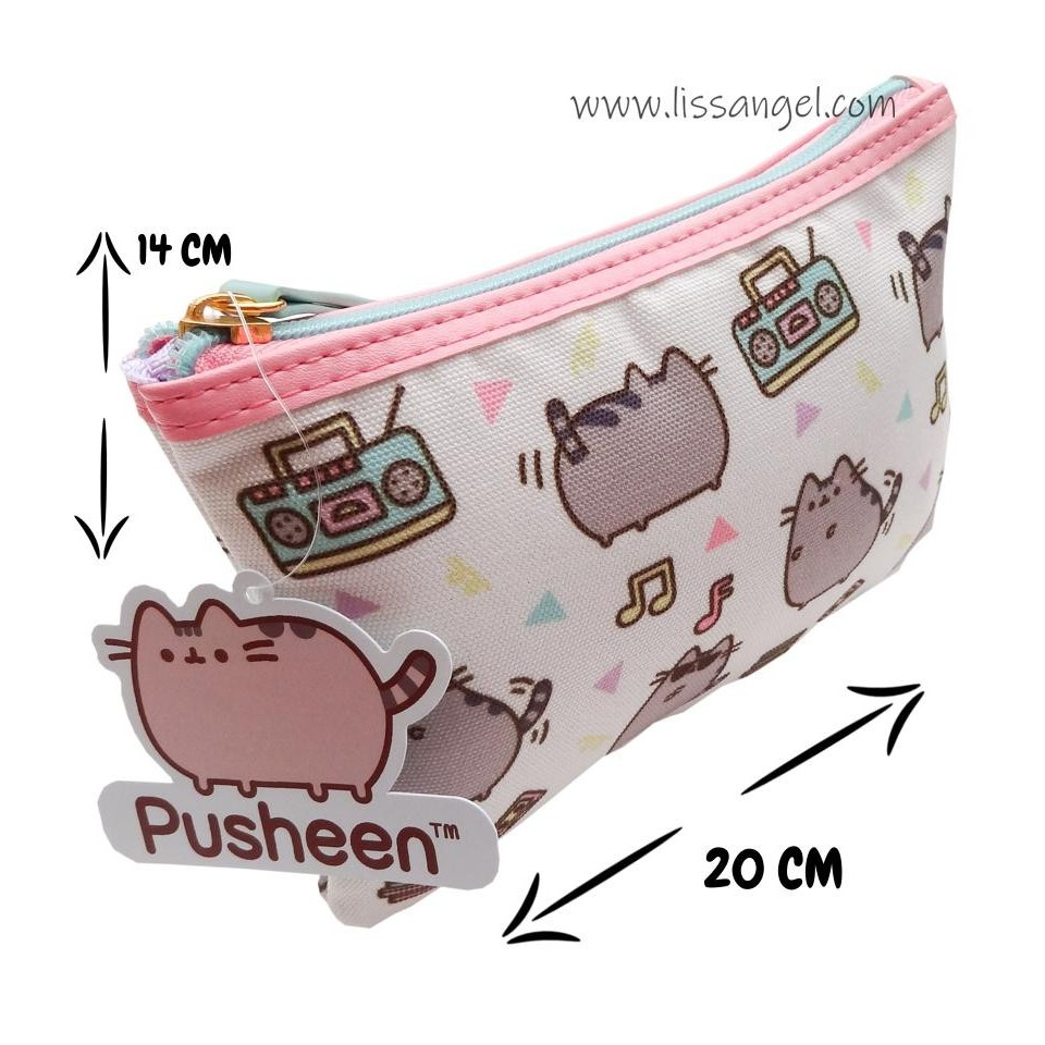 Estuche Plano Pusheen The Cat