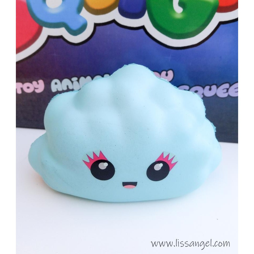 Kawaii Cloud Squishy (Slow Rising)