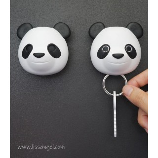 Panda Bear Key Holder (Pandy Pan by Qualy)