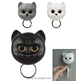 Cat Key Holder (Neko by Qualy)