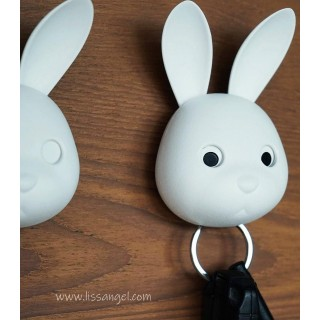 Bunny Key Holder (Bella Bunny by Qualy)