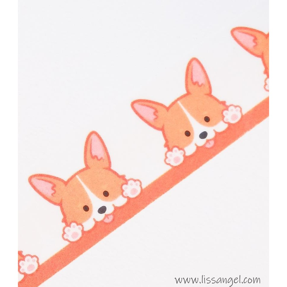 Washi Tape Zorro Kawaii