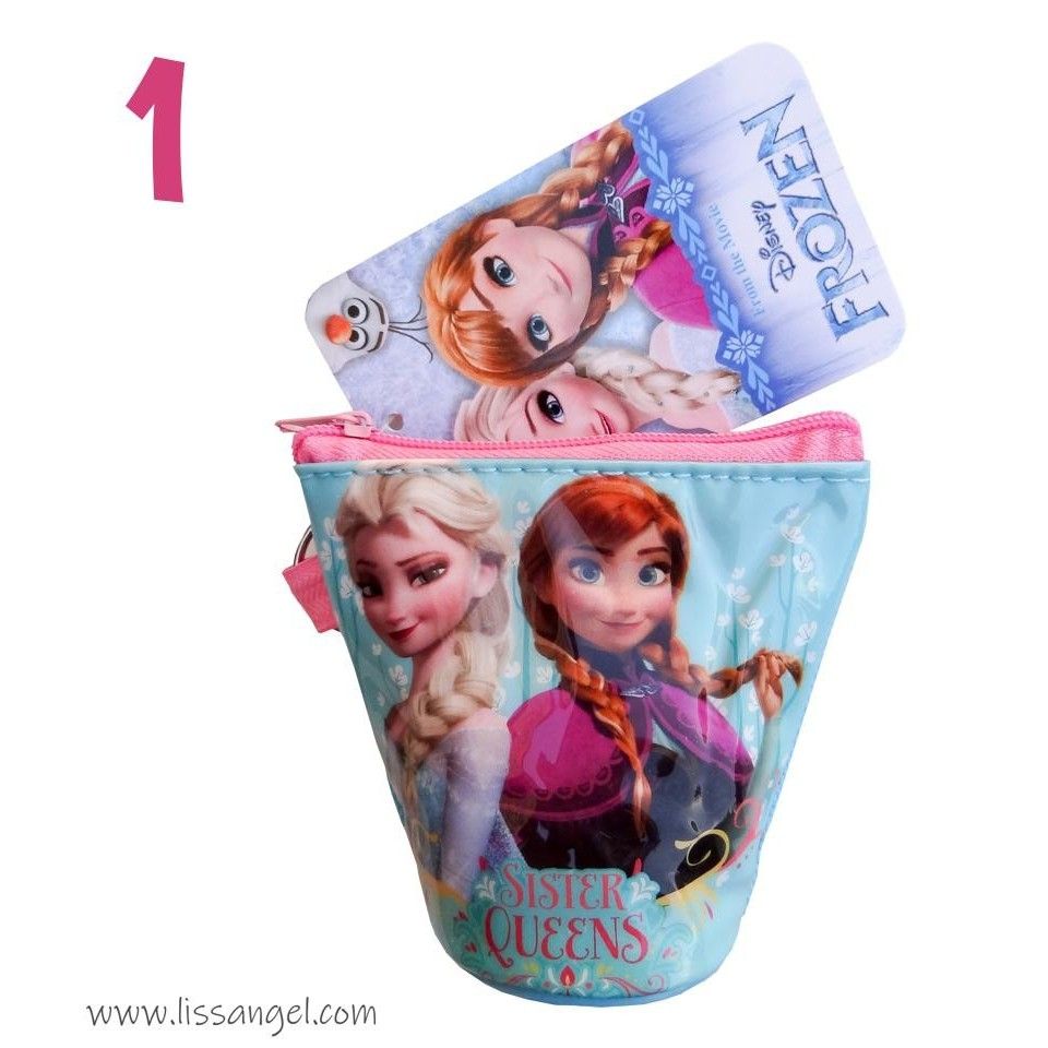 Monedero Frozen (Disney)