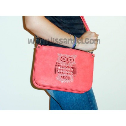 Red Owl Triple Bag