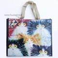 Cats Shopping Bag (By Kim Haskins)