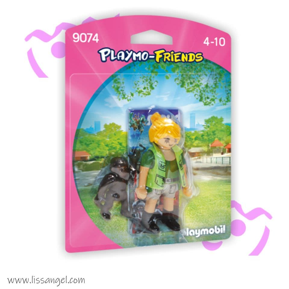 Playmobil Surprise Box (Girl - Customized with name)