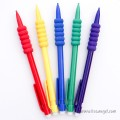 Colored Mechanical Pencil Padded Grip 0.5mm