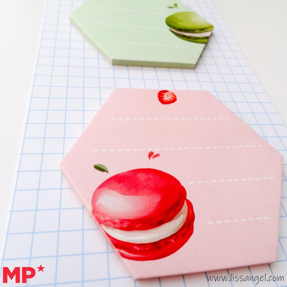 Sticky Notes - MP - Macarons