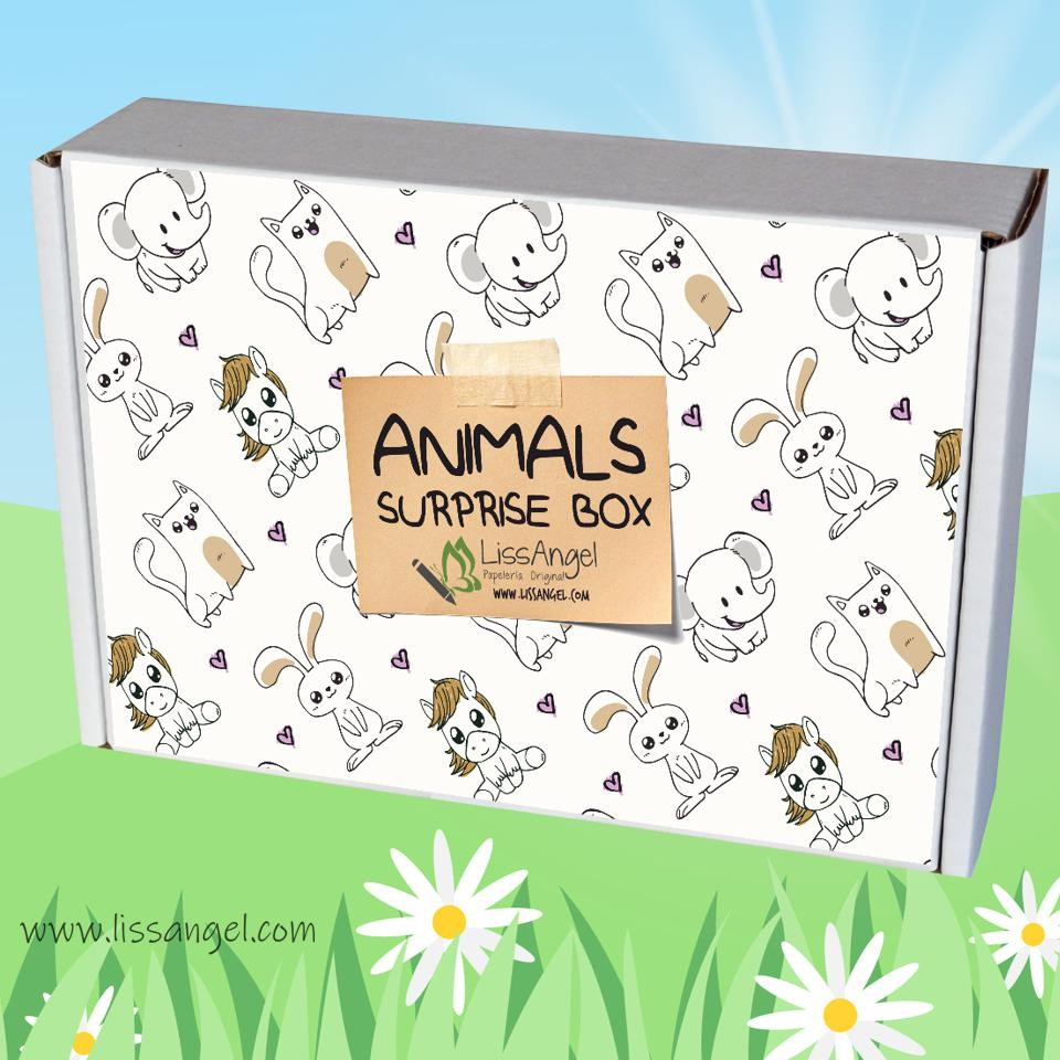 Animals Surprise Box