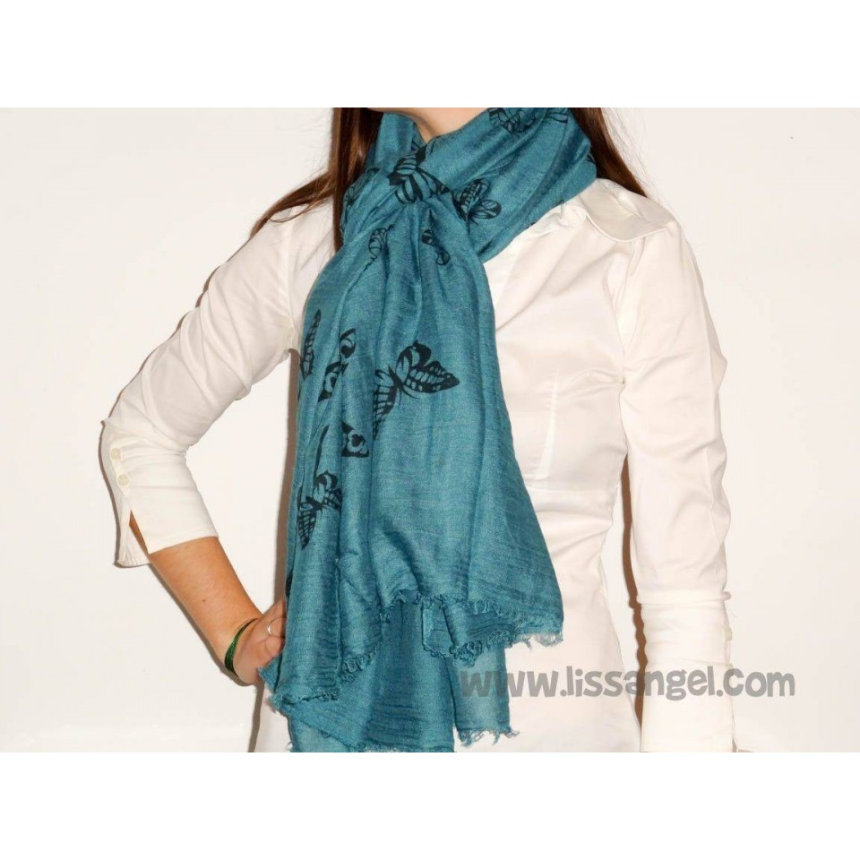 Butterfly Shadows Foulard