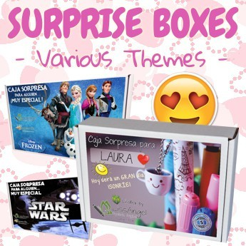 We have too surprise boxes! Take a look!