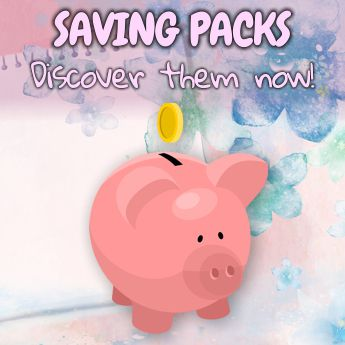 Save money with our beautiful stationery saving packs