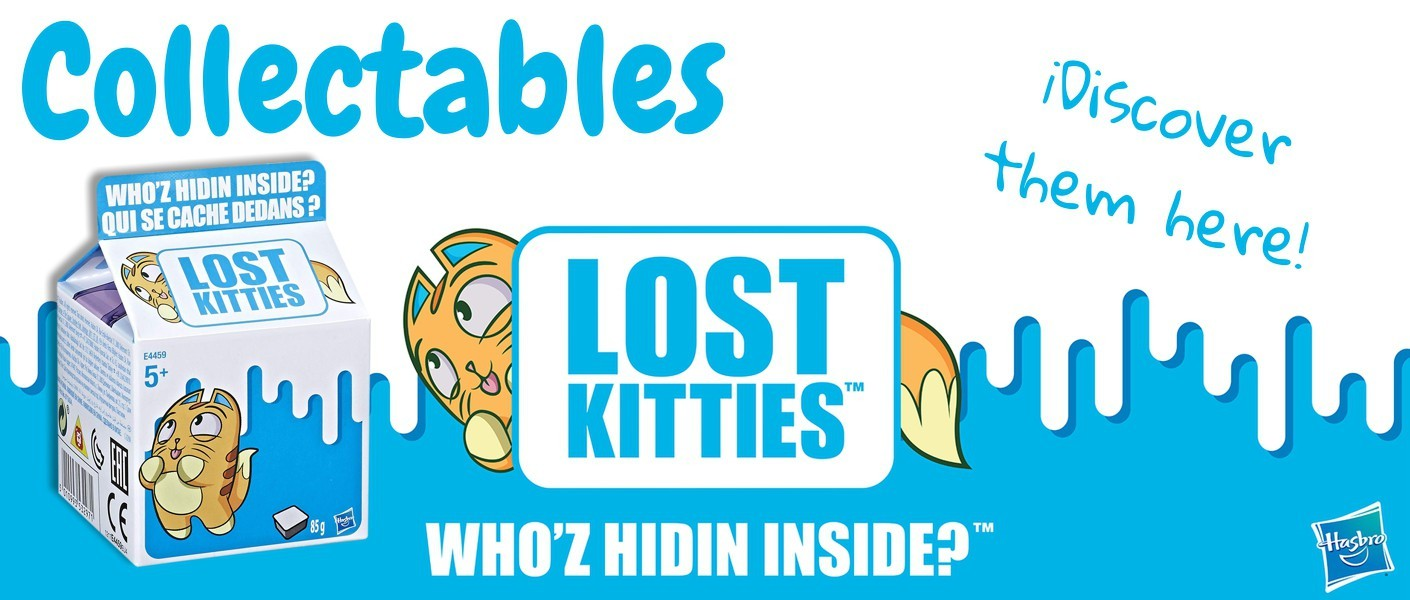Discover the LOST KITTIES